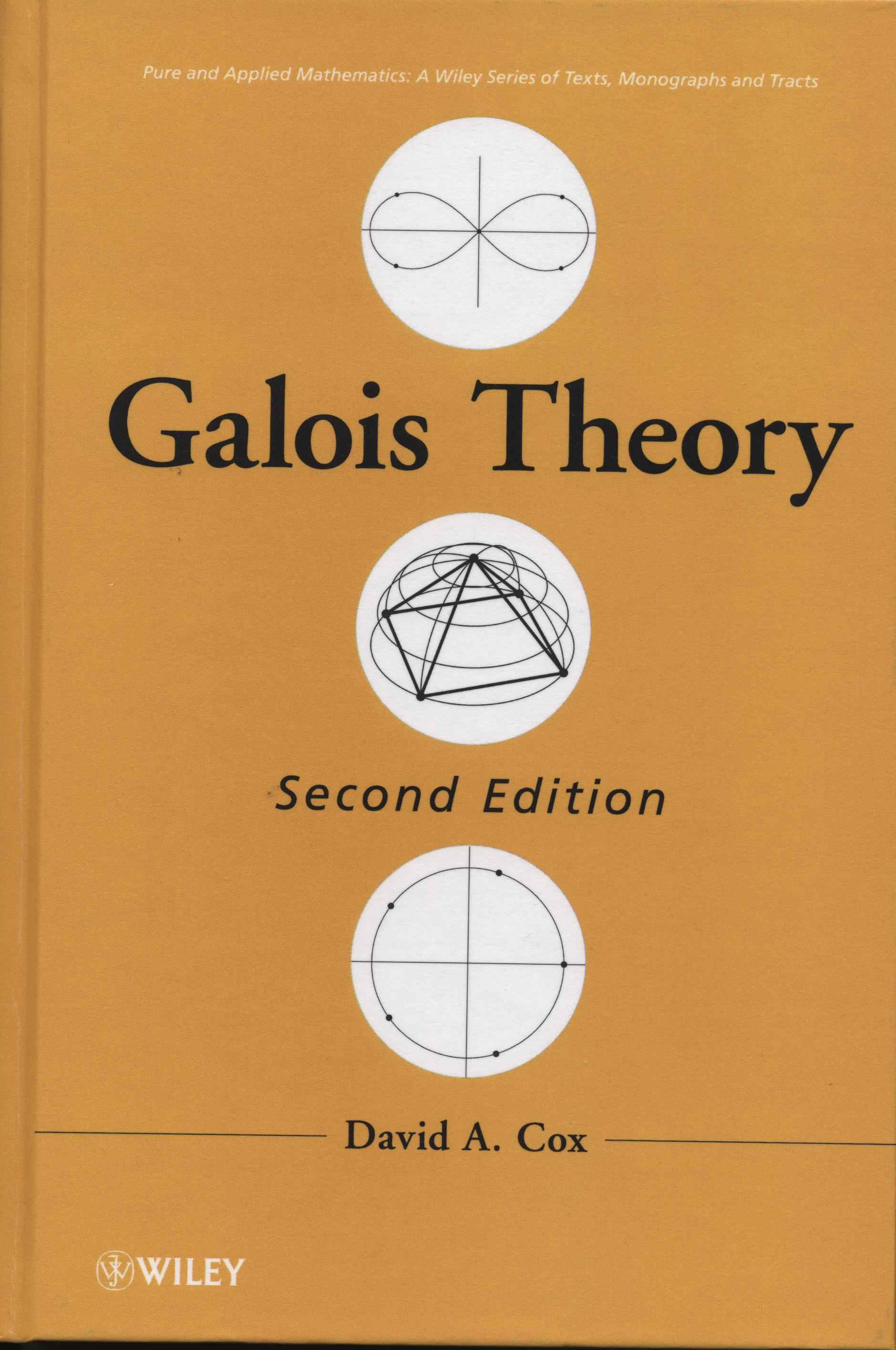 Cover of Galois Theory