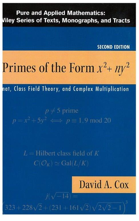 Cover of Primes book
